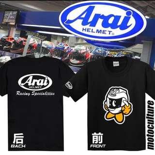 Shoei Arai T Shirt