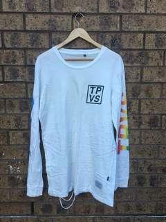 Long sleeve over sized Top