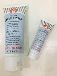 FAB First Aid Beauty set