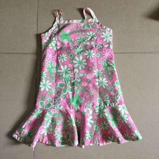 Kids reversible dress
