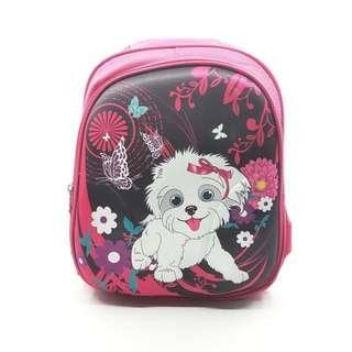 Tas Sekolah Anak Motif Doggy
