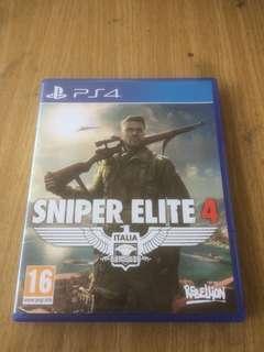 Sniper Elite 4 (Italia)