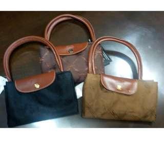 Longchamp 3 Fold Medium Size