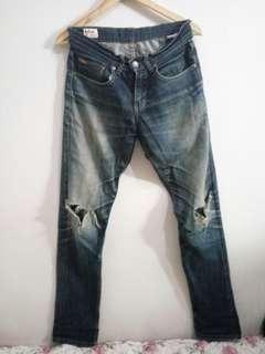 Lee Cooper Jeans distressed preloved