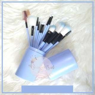 Barrel Brush Biru/Blue