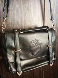 Imported Black Sling bag