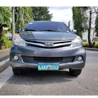 Toyota Avanza 2013 1.5 G Automatic Top of the Line