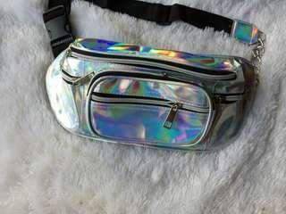Waistbag bangkok hologram