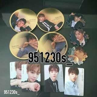 [WTS] Wanna One I Promise You photocard tazo mirror card sale