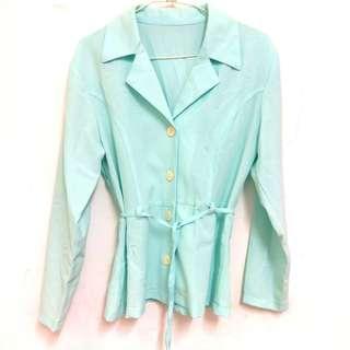 🚚 🎀全新🎀襯衫式外套#十月女裝半價