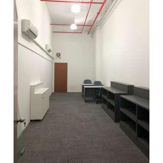 Partially furnished B1@ Woodlands Horizon
