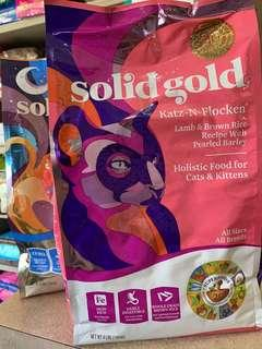 Solidgold cats & kittens 4lb