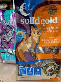Solidgold cats & kittens 3lb
