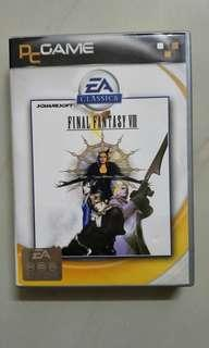 Final Fantasy 8 PC game version (Limited Edition)
