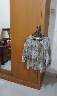 Leopard Blouse Cotton On