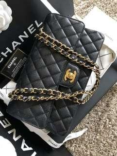 "Chanel Classic 10"" Holo 19"