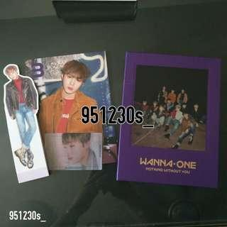 [WTS] Wanna One Nothing Without You unsealed album