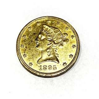 American Eagle $10 gold coin