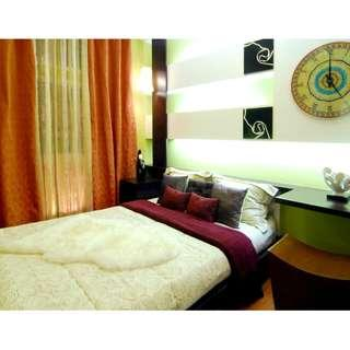 Rent to own condo 2bedroom in pioneer woodlands mandaluyong city