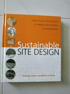Sustainable Site Designs
