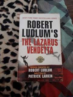 THE LAZARUS VENDETTA BY ROBERT LUDLUM'S