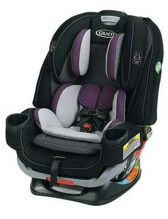 Brand New Graco 4Ever Extend2Fit 4-in-1 Convertible Car Seat, Jodie