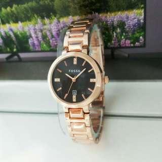 Jam tangan mewah fossil cantik