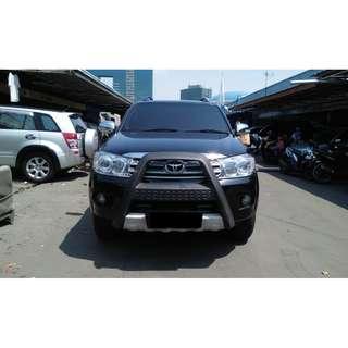 Toyota Fortuner 2.5 G  2008 M/T