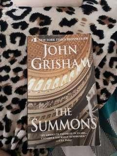The Summons By John Grishams