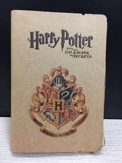 🚚 哈利波特筆記本