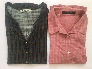 TAKE BOTH for Php 70:Ladies Polo