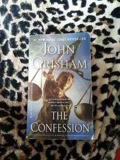 The Confession by John Grishams