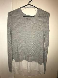 just jeans knitted jumper