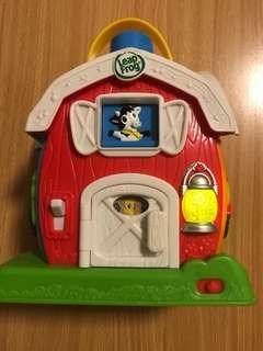 Leap frog educational toy