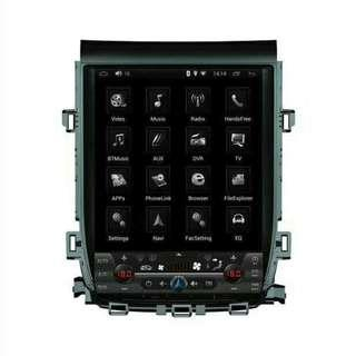 TOYOTA VELLFIRE 12INCH ANDROID PLAYER