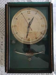 Magner Clock Vintage Antique Electro-Mechanical 1970's