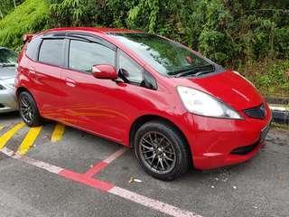 Cheapest Long Term Rental Honda Fit 1.3A