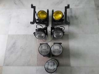 Honda  EK SO3 SO4 96 STANLEY Raybrig Foglight