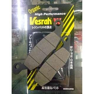 VESRAH FR RIGHT SEMI METALLIC WD 435