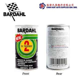 BARDAHL 2 ENGINE OIL TREATMENT 350ML