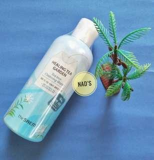 Tea Tree Cleansing Water The Saem