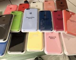apple silicone case original quality