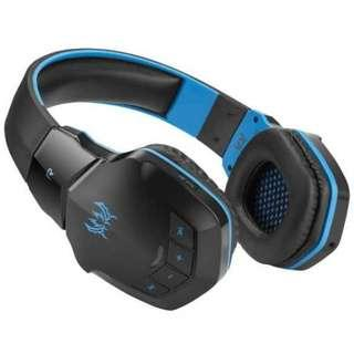Kotion Each 2 in 1 Bluetooth Wireless Gaming Headset Deep Bass - B3505 YVSK01BL