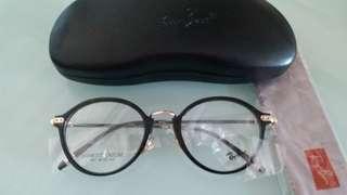 Original rayban Prescription.eyewear,brown frame