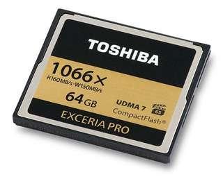 Toshiba Exceria Pro 64GB