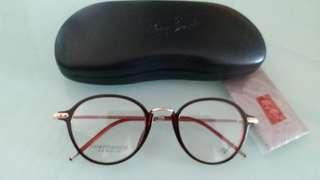 Original rayban Prescription eyewear,brown color frame