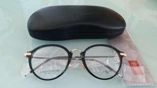Original rayban,Prescription.eyewear black.frame