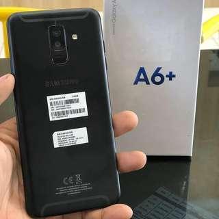 Samsung Galaxy A6+ Cash dan Credit Bisa