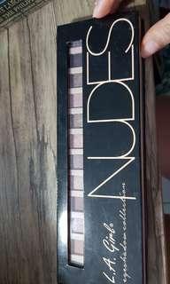 L.A Girl Nudes Eyeshadow Palette [Bestseller]