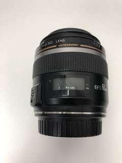 Canon 60mm f2.8 USM Macro